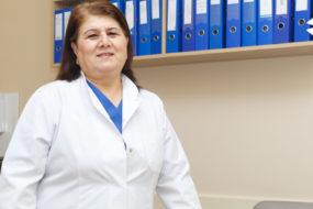 Dr. Fəridə Hüseynli