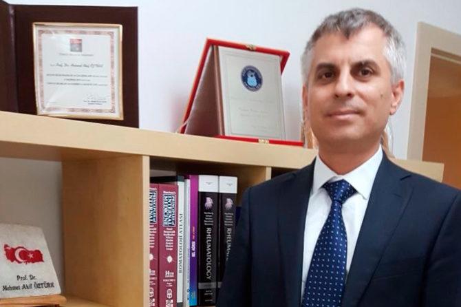 Türkiyənin Gazi Universitetinin professoru