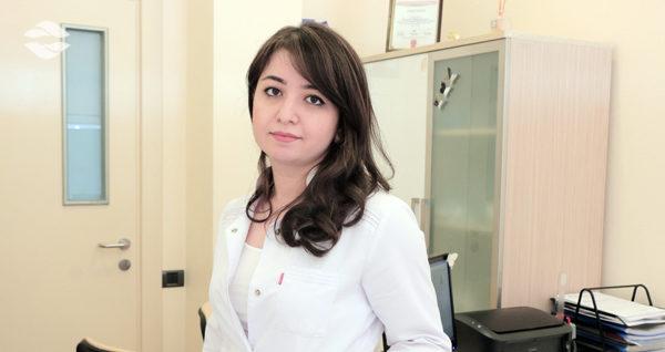 Dr. Nigar Əlizadə