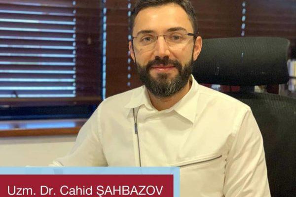 Uzm. Dr. Cahid Şahbazov