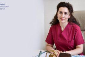 Dr. Güləbətin Göyüşova