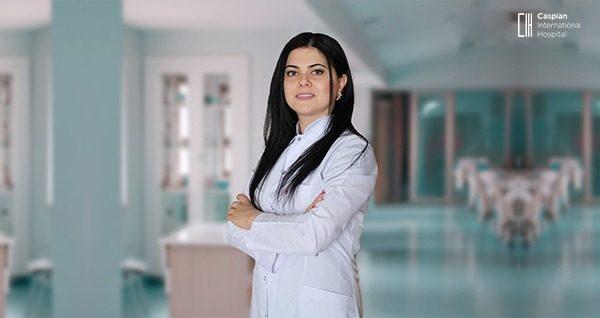Dr. Mətanət Əliyeva